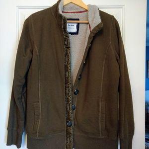 Warm Boden Sherpa Lined Jacket